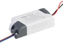 LED High Power 90V 18-24*1W 300mA Indoor LED Driver Plastic Case