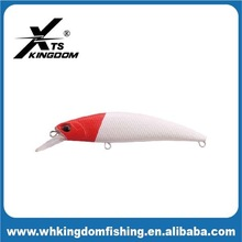 70mm 4.4g Hard Plastic Fishing Lure Plastic Wobbler