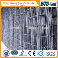 welded rigid mesh / rebar welded mesh / Geothermic Mesh Panel