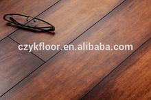 8 mm 12 mm AC3 de carbón de calidad de la madera suelo de tarima flotante