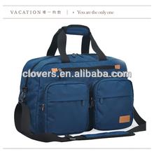 blue dance travel bags