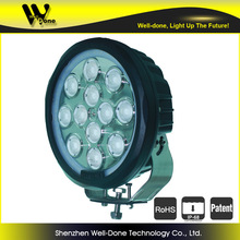 "120W 8"" 10800lm LED Auxiliary Driving Lights"