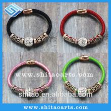 Shamballa Bead Magnetic shamballa bracelet