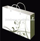 Sample Fashion Design Bag Paper