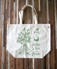 plain customise tote bag cotton with logo printing