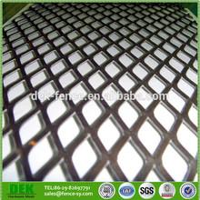 2015Hot sale design aluminum hexagonal perforated metal mesh