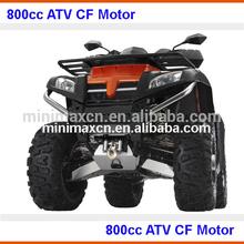 800cc Utility ATV x8 Shaft Drive Automatic CF Motor