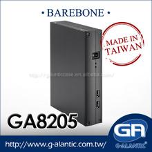 GA8205 mini-itx barebones system dc-in 12V