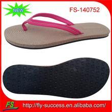fashion ladies chappal,lady eva flip flop slipper,nude women slipper