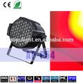 prezzo migliore al coperto 54x3 watt rgbw led par luci dj