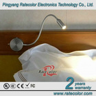 2014 The best for Hotel/ school/ children LED Bed Headboard Reading Light