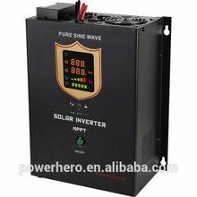 1500VA Pure Sine Wave Solar Inverter/Off Grid Inverter/UPS Inverter with MPPT Controller