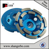100mm double row diamond cup wheel