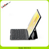 New Design Wireless Bluetooth Keyboard for iPad 5 with PU Stand Leather Case