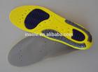 PU foam orthopedic insoles for foot care