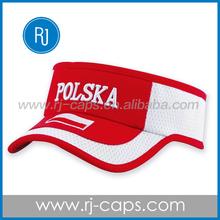 the most fashionable cheap wholesale 3D embroidrey visor cap