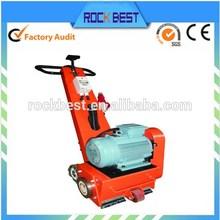 concrete epoxy remover machine