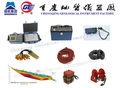 Duk-2a multi- eletrodo de águas subterrâneas medidor de resistividade