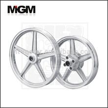 CM125 Alloy motorcycle wheel / motorcycle rear wheel rim