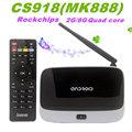 الروبوت مربع التلفزيون hotselling cs918 1080p الاباحية كامل hd الفيديو مشاهدة التلفزيون مجانا مربع 1.6 غيغاهرتز 400 ram 2gb مالي gpu