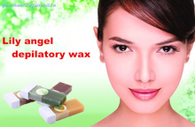 painless natural depilatory wax for hair removal