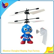 New arrival flying toy plane rc flying robot toy