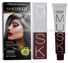 Mocheqi fragrant&perfect comb hair dye