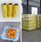 Plastic pvc cling film soft wrap for food wrapping