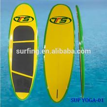Bamboo veneer surfboard / Foam sup paddle board