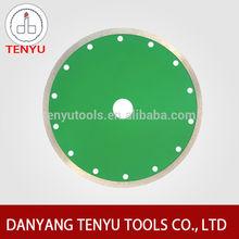 jiangsu danyang özel üretim elmas bıçak kesme testere kuru kesme