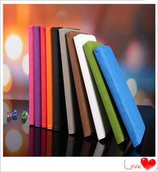 New stylish wallent card holde pen hold case Cover for ipad mini tablet