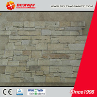 Natural slate walling stone,best selling china natural walling stone
