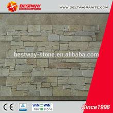 Natural slate walling stone,best selling china natural walling stone