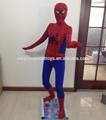 traspirante costume cosplay vendita calda spiderman vestiti morph nero spiderman costume adulto spiderman costume