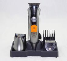 Men's trimmer set,Facial&Body Grooming Kit System (NK-580)