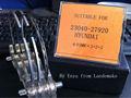 Hyundai 23040 - 27920 83 MM anillo de pistón / pistón / tp anillo de pistón
