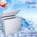 Xd-200 200L absorción horizontal de gas en el pecho profundo congeladores