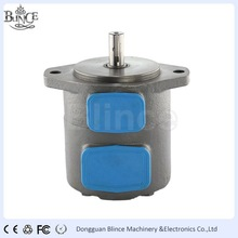 desplazamiento fijo de alta presión unifamiliar de paletas de la bomba sqp2 reemplazar denison hidráulico de la bomba de paletas de comprar blince