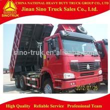 Howo 6x4 10 wheeler dump truck for sale