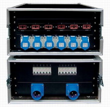 12 channels power supply box for pro lighting system