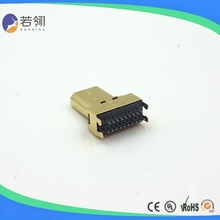 Splint Type Micro HDMI D male Connector