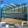 Professional Coal Briquette Conveyor Mesh Belt Dryer