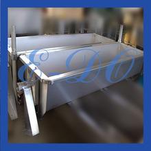 high quality custom stainless steel trough(welding fabricators)