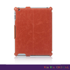 Crazy Horse Design cover case for hp slate 7 tablet for Ipad 3 (1 Pc 1 Pk with retal packing)