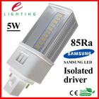 high quality 4pin 5w 6w 7w 8w 9w 10w 11w 12w 13w 24w 36w e27 g23 g24 led lamp pl