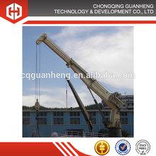 Electric Hydraulic Telescopic Crane for Sale