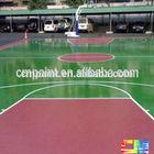 anti slip table tennis court epoxy floor paint epoxy flooring coating