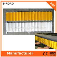 line type reflective guardrail delineator reflector