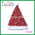 yiwu fábrica de venta directa de la costumbre la fiesta de navidad sombrero de navidad ideas