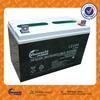 "Storage battery for solar system 12v ""100"" ah"